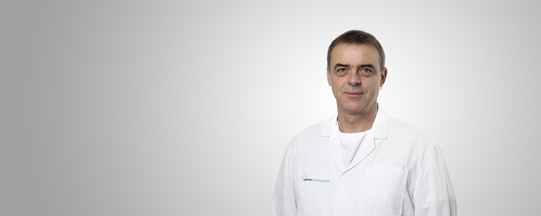 Dr. med. Urs W. Müller   Luzerner Kantonsspital