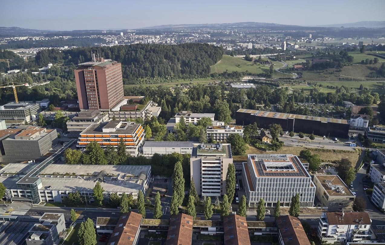 Luzern Areal Ost Kinderspital