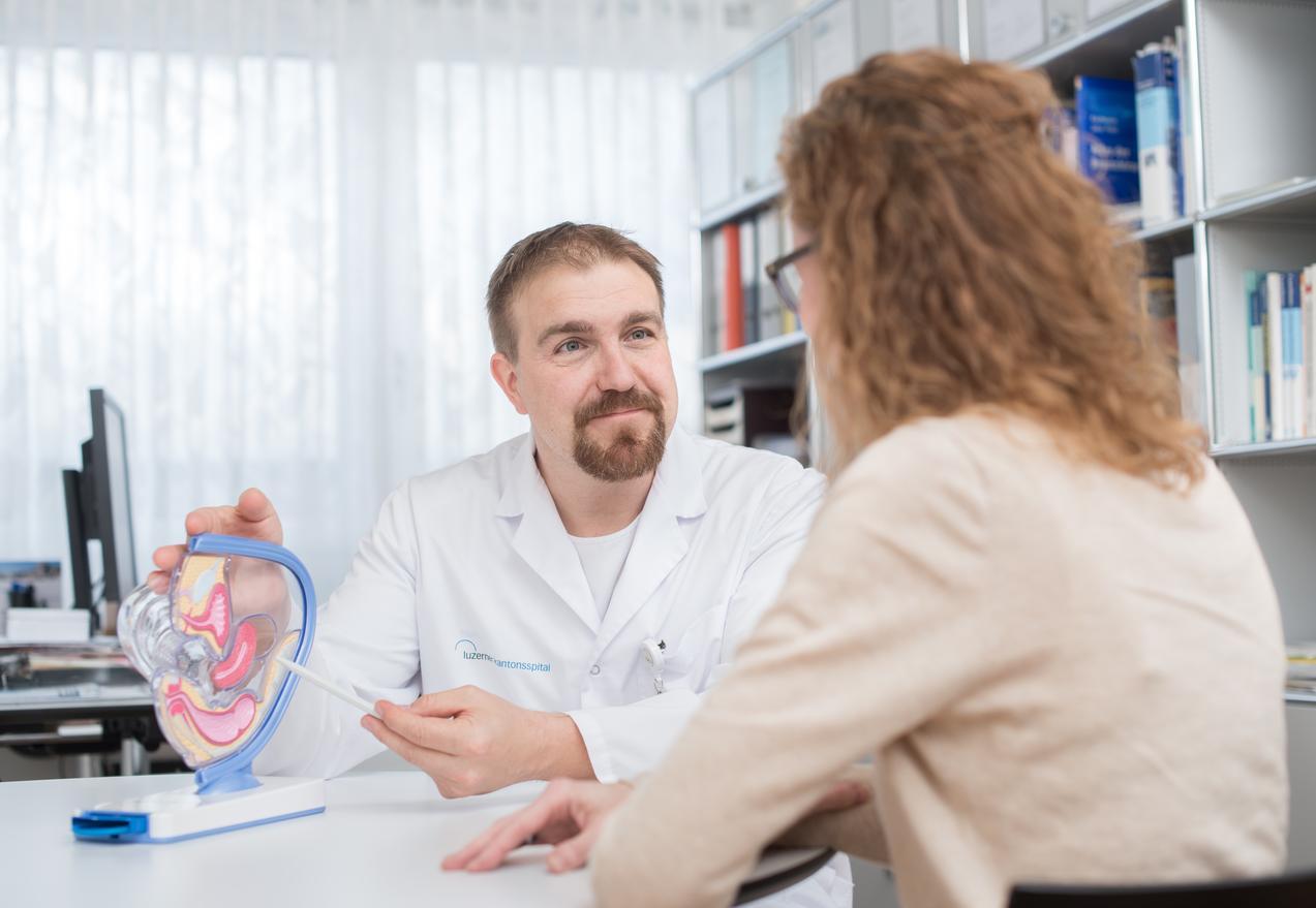 Gynäkologie und Geburtshilfe Wolhusen   Luzerner Kantonsspital