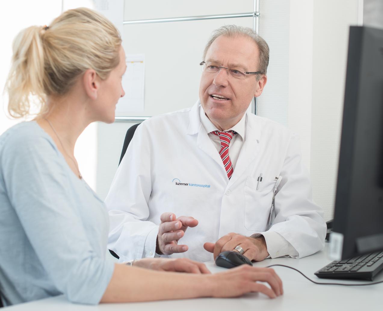 Radiologie   Luzerner Kantonsspital